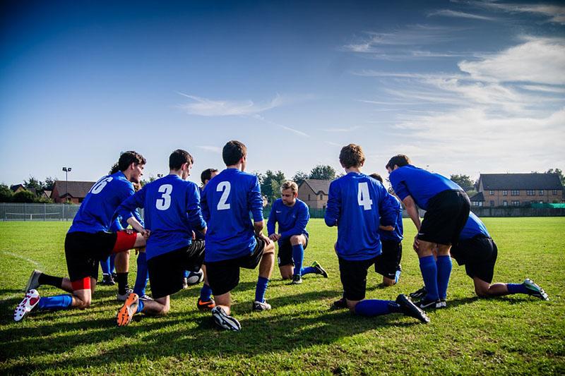 Как стать хорошим и важным игроком в спортивной команде