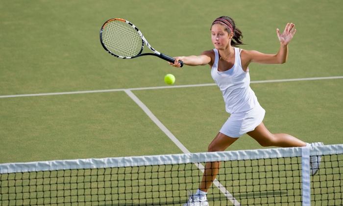Как начать играть в теннис